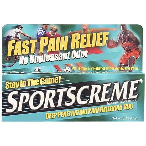 Sports Muscle Cream 100% Original Bath & Body