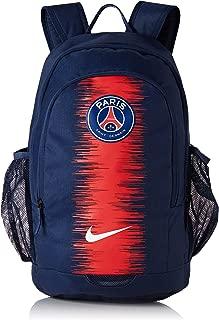 Nike NKBA5369-421 Paris Saint-Germain Stadium Football Unisex Backpack - Navy