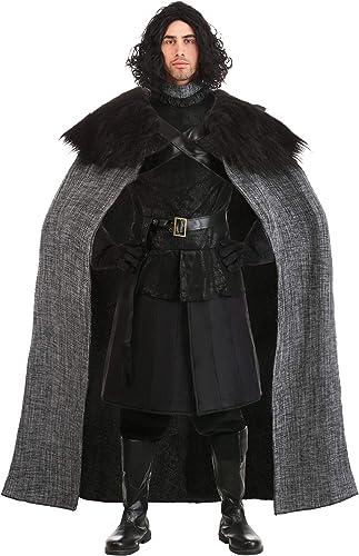 Plus Taille Dark Northern King Fancy Robe costume 3X