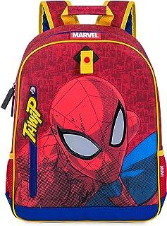 "Metal Web A15502 Marvel Spiderman Spider-man 14/"" Full Size Backpack"