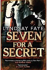 Seven for a Secret (Gods of Gotham 2) Kindle Edition