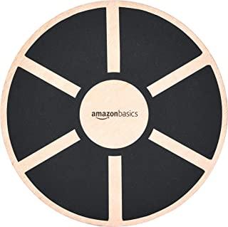 AmazonBasics Wood Wobble Exercise Balance Board