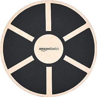 AmazonBasics Wood Wobble Balance Board