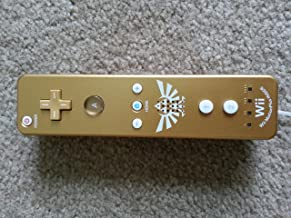 Nintendo Wii Remote Plus, Gold (Zelda Edition)