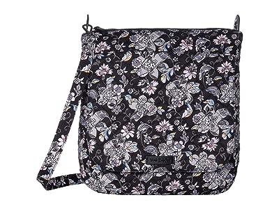 Vera Bradley Carson Mailbag (Holland Garden) Bags