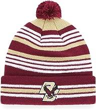 OTS NCAA قبعة محبوكة بأكمام للأطفال الصغار