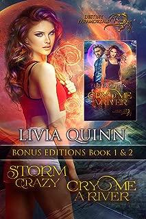 Storm Crazy Bonus Editions Books 1&2: Includes Storm Crazy and Cry Me a River (Destiny Paramortals)