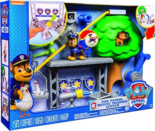 Spin Master 6024277 - Paw Patrol Rescue Training Center