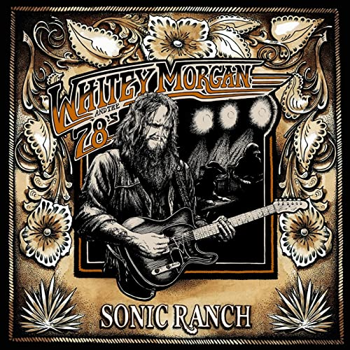 Home, Furniture & DIY WHITEY MORGAN Honky Tonk Country Music Singer Guitar Decal Sticker