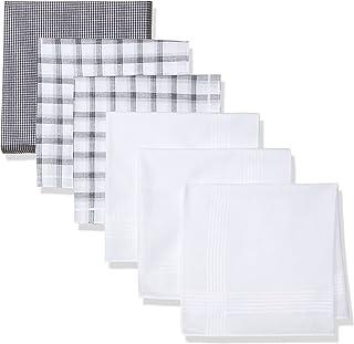 Dockers Men's Cotton Handkerchiefs Gift Set Fashion and Classic