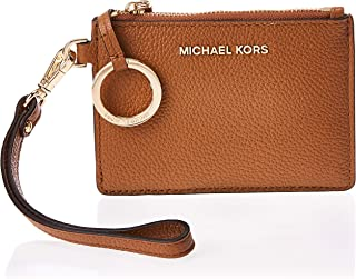 Michael Kors Women's Medium Leather Zip Pouch