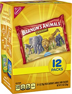 Best barnum's animal crackers old box Reviews