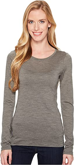 Sphere Merino Long Sleeve Low Crewe