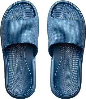 DRUNKEN Slipper For Men's and Women's Flip Flops Doctor House Slides Home Bathroom Clogs Massage Soft Outdoor