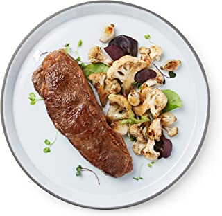 Pre, 8 (10 oz) New York Strip Steaks – 100% Grass-Fed and Grass-Finished, Pasture-Raised Beef