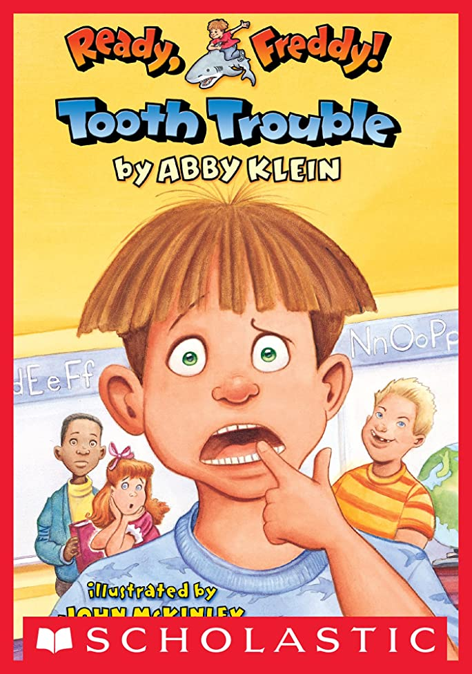 観客でも袋Ready, Freddy! #1: Tooth Trouble (English Edition)