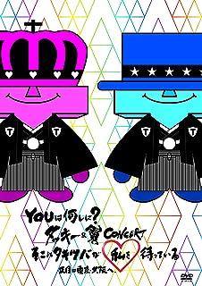 YOUは何しに?タッキー&翼CONCERT そこにタキツバが私を待っている 正月は東京・大阪へ(DVD2枚組)...
