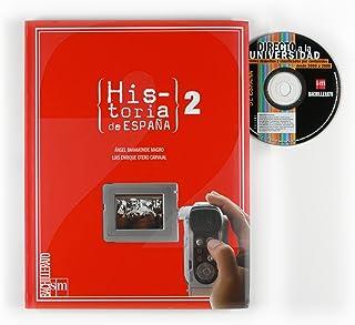 Historia de España. 2 Bachillerato - 9788467534788: Amazon.es ...