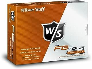 Wilson Staff FG Tour Golf Balls (Pack of 12)