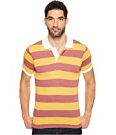 Alternative - Short Sleeve Stripe Polo