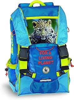 Zaino estensibile bambino WWF boy adventure 60330 collezione scuola 2019/2020