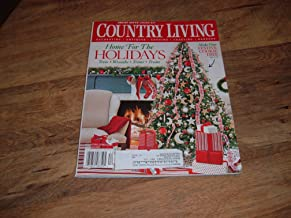 country living december issue