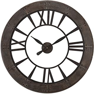 Uttermost Ronan Wall Clock Model-06085