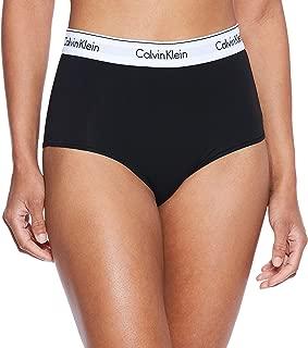 Calvin Klein Women's 000QF4247E-Black Thong