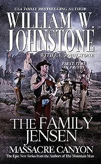 Massacre Canyon (Family Jensen Book 5)