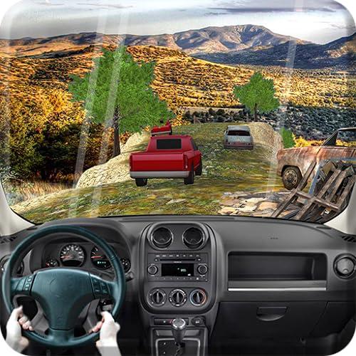 4x4 Offroad Extreme Jeep Drive Simulator 3D: Bergauf fahren Racing Parking Hummer Buggy Bergfahrer Abenteuer Simulation Mission Kostenlos für Kinder 2018