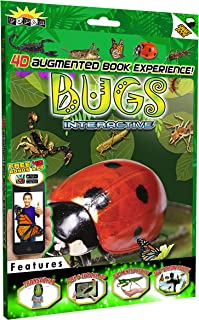 Bugs 4D Interactive Smart Book And App