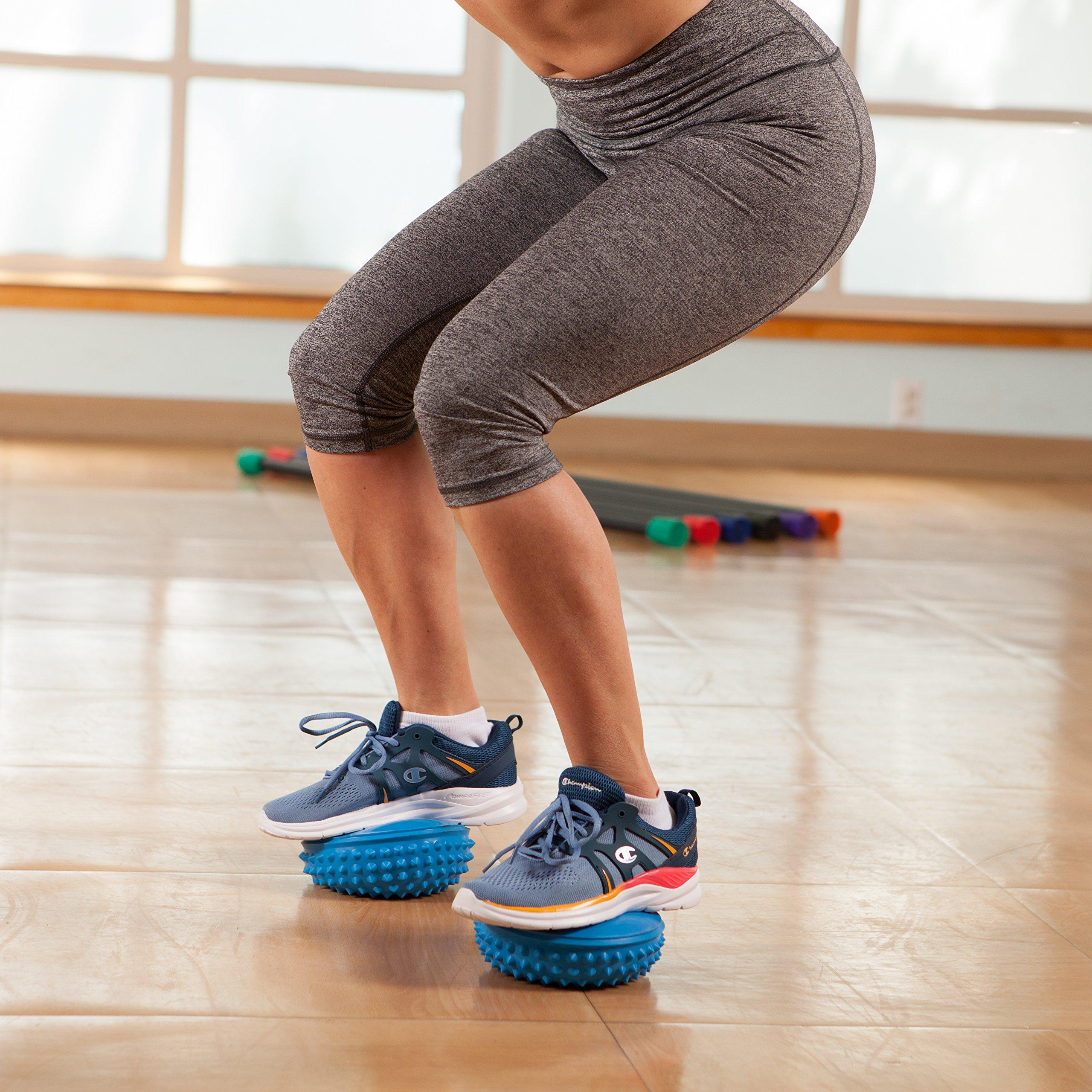 JFIT j//fit Balance Pod /& Foot Fitness Set Includes 4 Pods