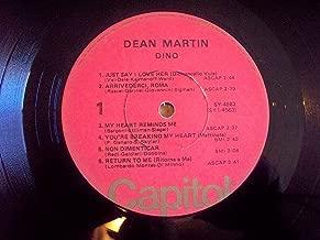 45vinylrecord Dino Italian Love Songs LP (12