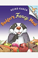 Badger's Fancy Meal Kindle Edition