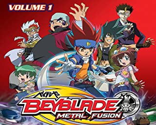 Beyblade: Metal Fusion Volume 1 (English Dubbed)
