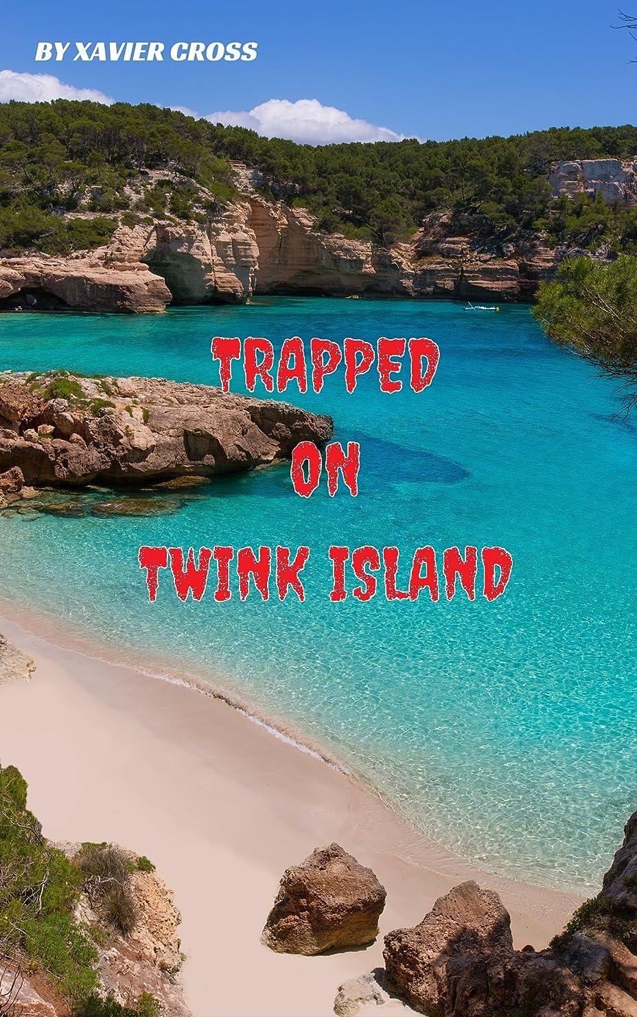ゼリー形成レールTrapped On Twink Island! Complete Collection! (The Island Saga 1-3) (English Edition)