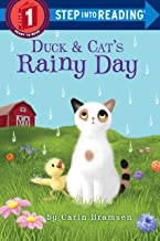 Duck & Cat's Rainy Day (Step into Reading)