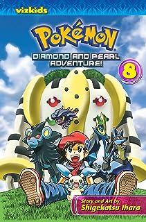 Pokémon Diamond and Pearl Adventure!, Vol. 8