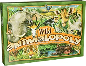 Late for the Sky Wild Animalopoly
