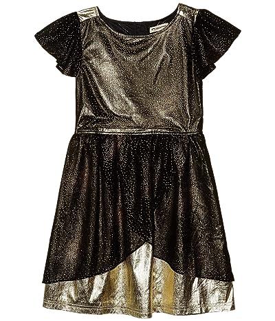 Appaman Kids Nylah Dress (Toddler/Little Kids/Big Kids) (Gold Dust) Girl
