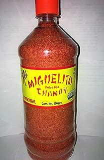 1 X Miguelito Chamoy El Original Chilito Polvo Mexican Candy Chili Powder 980g