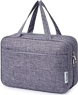 Grande borsa da toilette da viaggio per cosmetici da viaggio per donne e ragazze