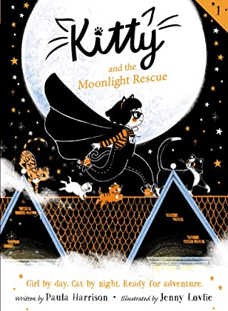 Kitty and the Moonlight Rescue (English Edition)