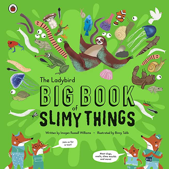 The Ladybird Big Book of Slimy Things (English Edition)