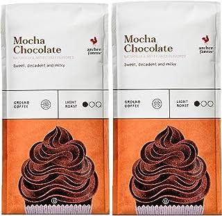 2 Pks Archer farms Mocha Chocolate Ground Coffee 12oz each