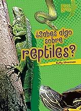 ¿Sabes algo sobre reptiles? (Do You Know about Reptiles?) (Libros Rayo ― Conoce los grupos de animales (Lightning Bolt Books ® ― Meet the Animal Groups)) (Spanish Edition)