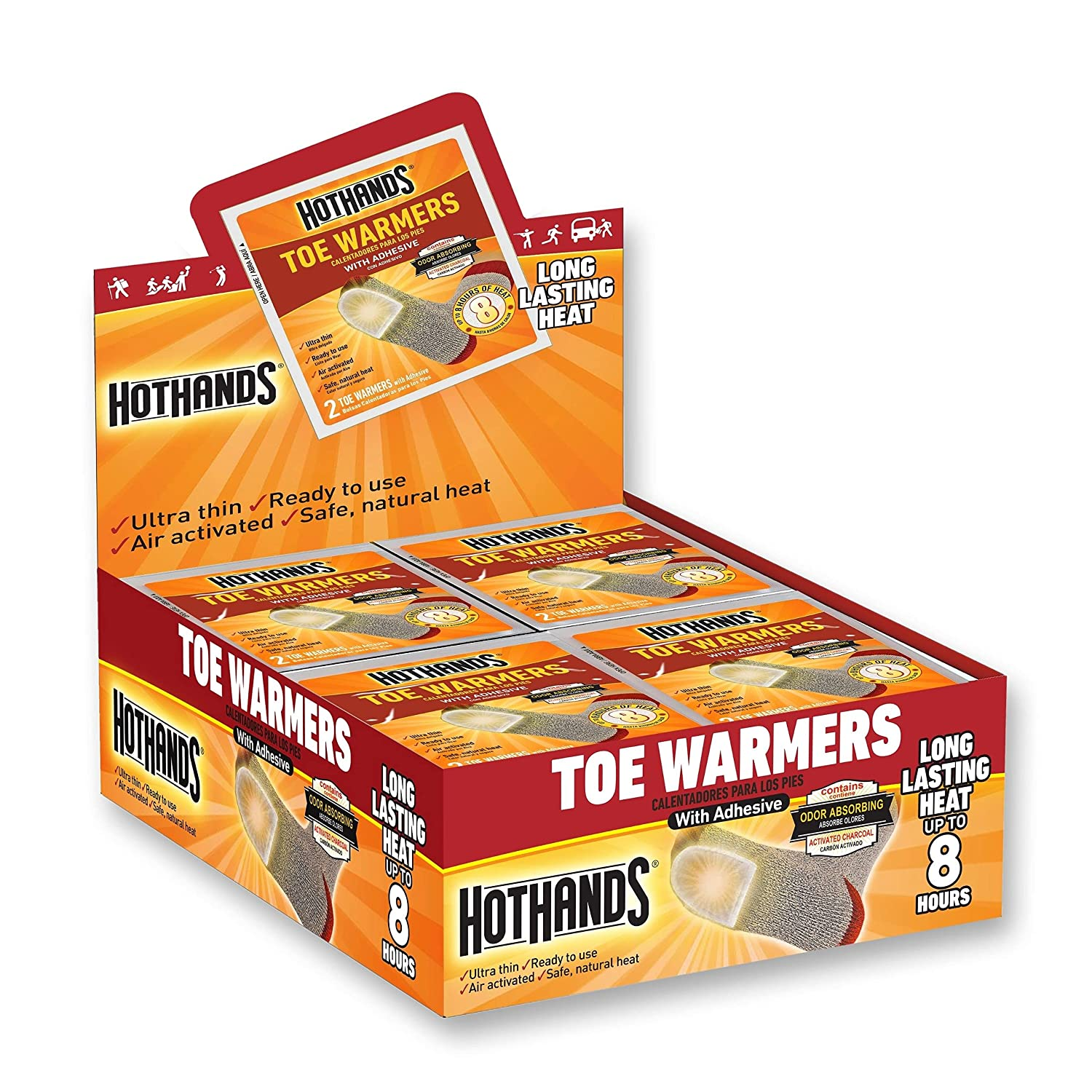 HotHands Toe Warmers 40