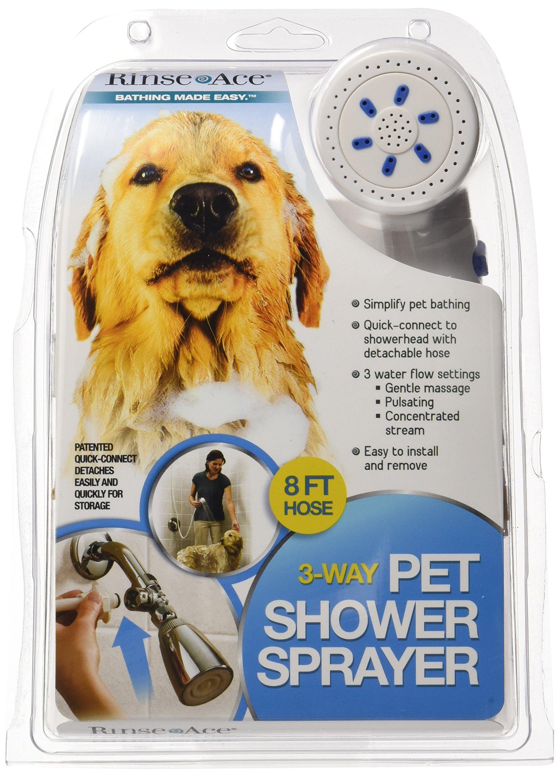 Rinse Ace Sprayer Connect Showerhead