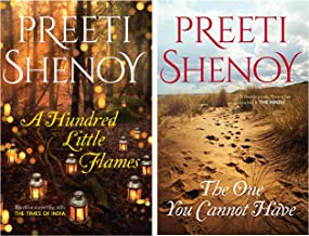 A Hundred Little Flames + The One You Cannot Have (Set of 2 Books)