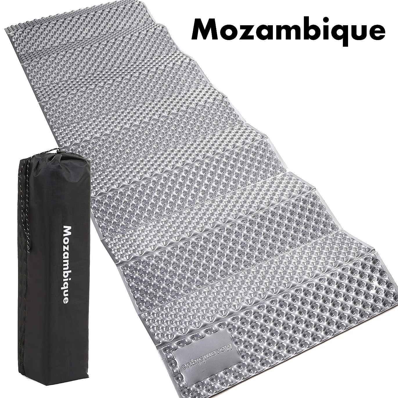 クスクス速報容器Mozambique(モザンビーク) キャンプ マット アウトドアマット レジャーマット 車中泊 極厚20mm【何年も使える耐久性|1年保証】
